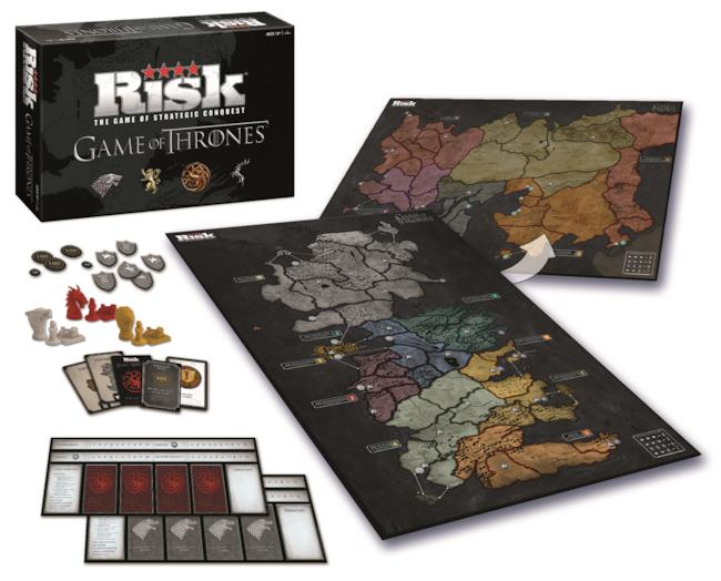 Game of Thrones ha un Risk ufficiale