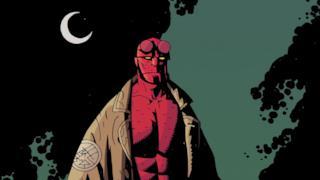 Hellboy è pronto a combattere mostri