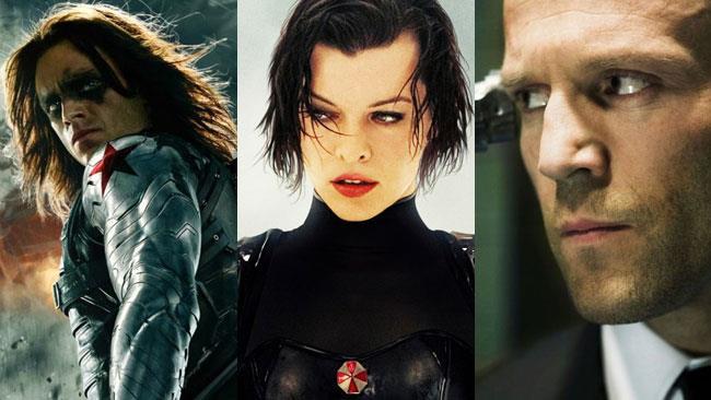 Stasera in TV puoi scegliere tra Resident Evil, Capitan America 2 e Identità Violate