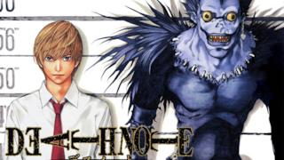 Light Yagami nel manga originale di Death Note