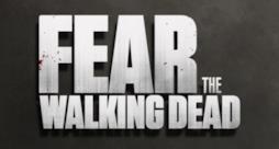 Logo della serie Fear The Walking Dead