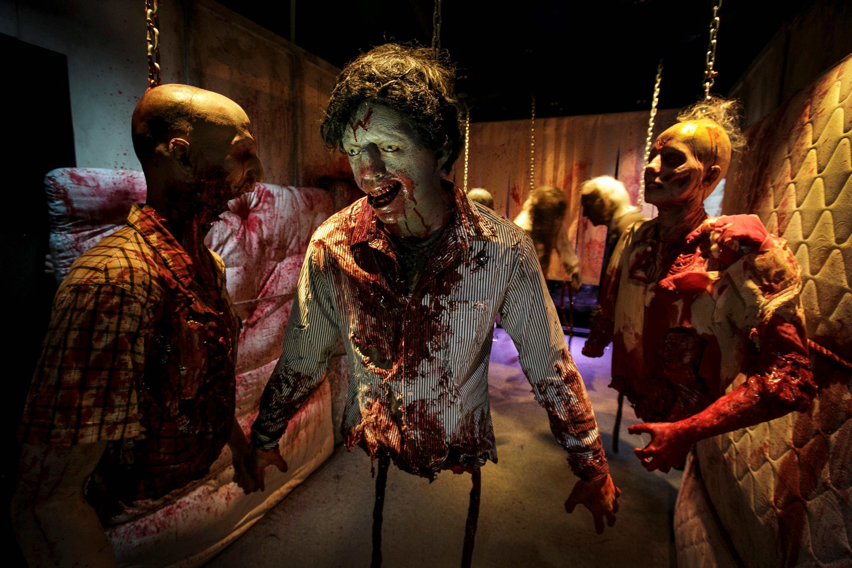 The Walking Dead dalla serie TV all'attrazione permanente aperta tutto l'anno