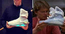 Le Nike Air Mag destinate al pubblico