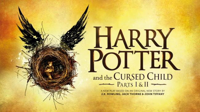 Harry Potter and the Cursed Child sarà Harry Potter 8