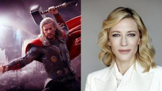 Cate Blanchett nel cast di Thor: Ragnarok