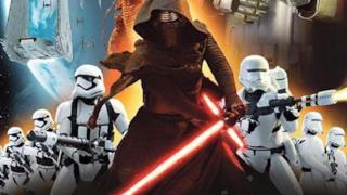 Kylo Ren e gli Stormtrooper di Star Wars 7