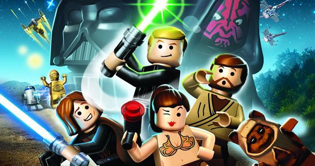 Lego Star Wars: uno dei videogame