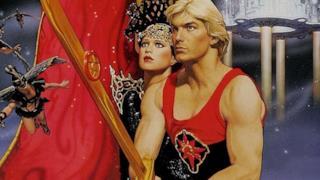 Poster del film Flash Gordon