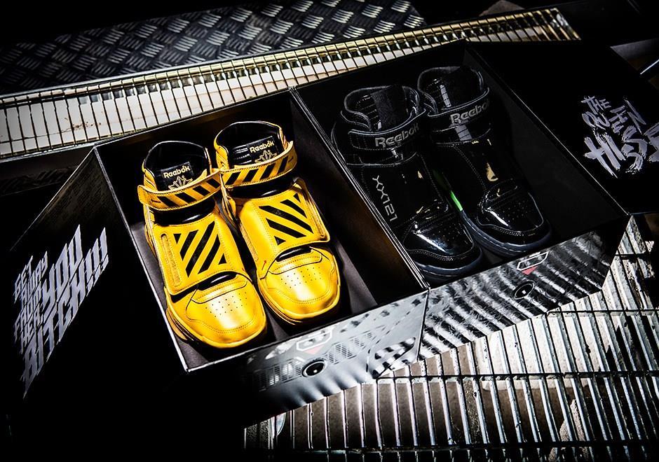 Le nuove scarpe dedicate ad Aliens di Reebok