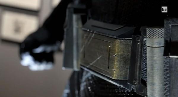La utility belt di Batman in Dawn of Justice