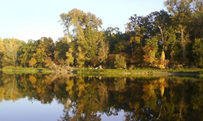 Il fiume di Liberland