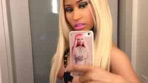 Nicki Minaj in una foto