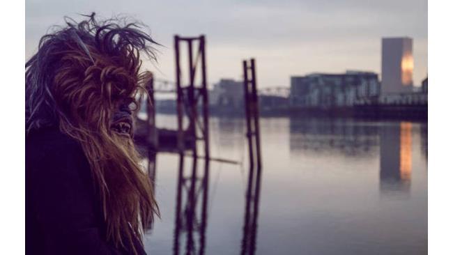 Wookiees nella vita reale - 1