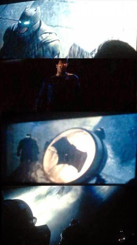 Le prime immagini di Batman V Superman dal trailer del San Diego ComicCon