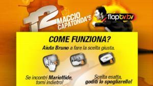 """""""12"""" il gioco di Maccio Capatonda"""
