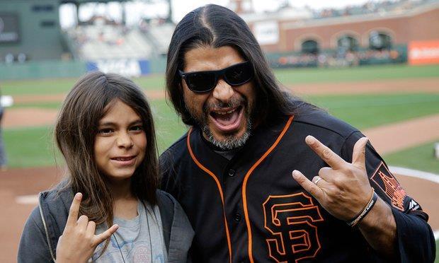 Tye Trujillo e suo padre Robert