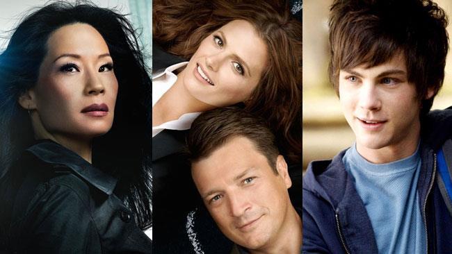 17 ottobre 2015: stasera in TV ci sono Castle e Percy Jackson
