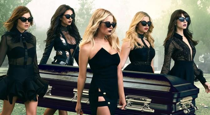 Come vedere Pretty Little Liars in streaming - Una scena di Pretty Little Liars