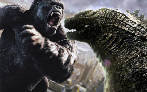 Un crossover tra Godzilla e King Kong ti esalta?