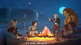 Star Wars 7 come film Ghibli