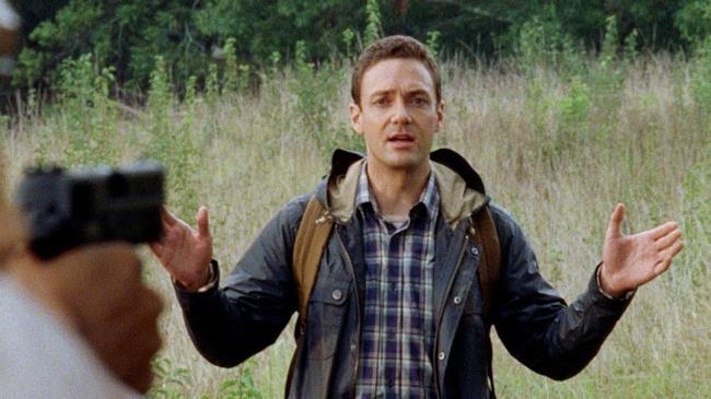Aaron di The Walking Dead