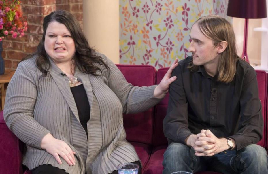 Debbi e il marito Steve