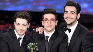 Il trio de Il Volo