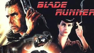 Poster ufficiale del primo Blade Runner