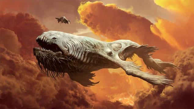 Concept Art per The Leviathan