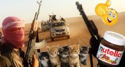 Nutella, gattini ed emoticon: ecco come recluta l'ISIS