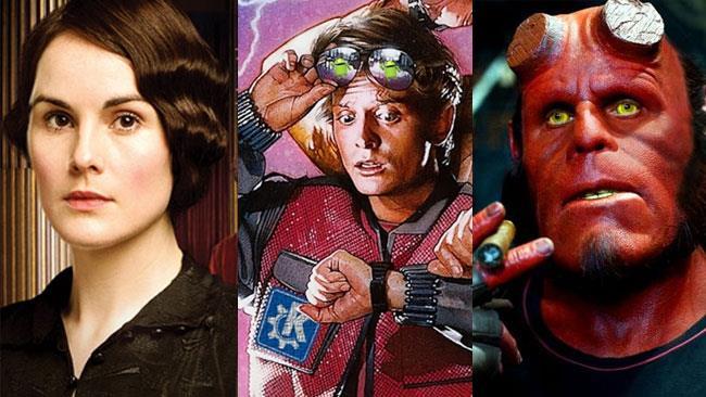 Stasera in TV: il 18 ottobre 2015 ci sono Ritorno al Futuro e Hellboy
