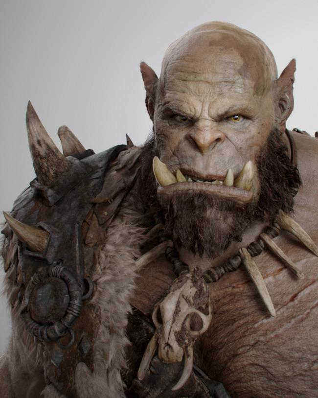 Prima immagine di Ogrim nel film ispirato a World of Warcraft
