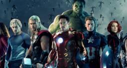 Il gruppo di Avengers: Age of Ultron