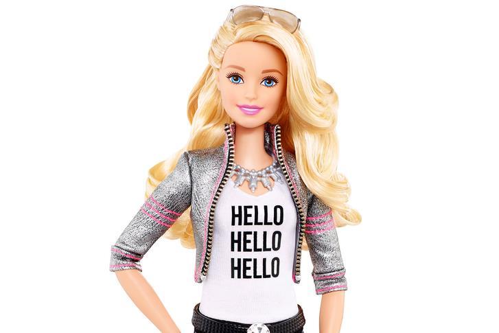 La bambola Hello Barbie