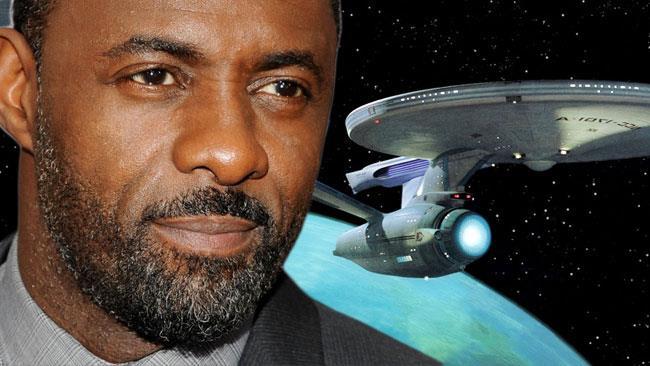 Idris Elba probabile interprete in Star Trek 3