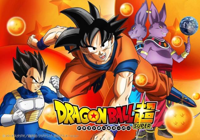 Goku, Vegeta e il nuovo nemico di Dragon Ball Super