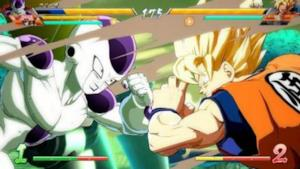 La prima immagine di Dragon Ball Fighter Z