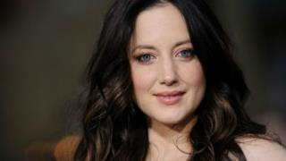 L'attrice Andrea Riseborough