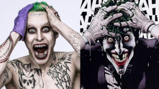 Jared Leto, Joker in Suicide Squad