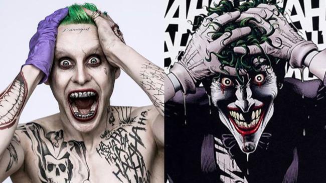 Jared Leto, Joker in Suicide Squad