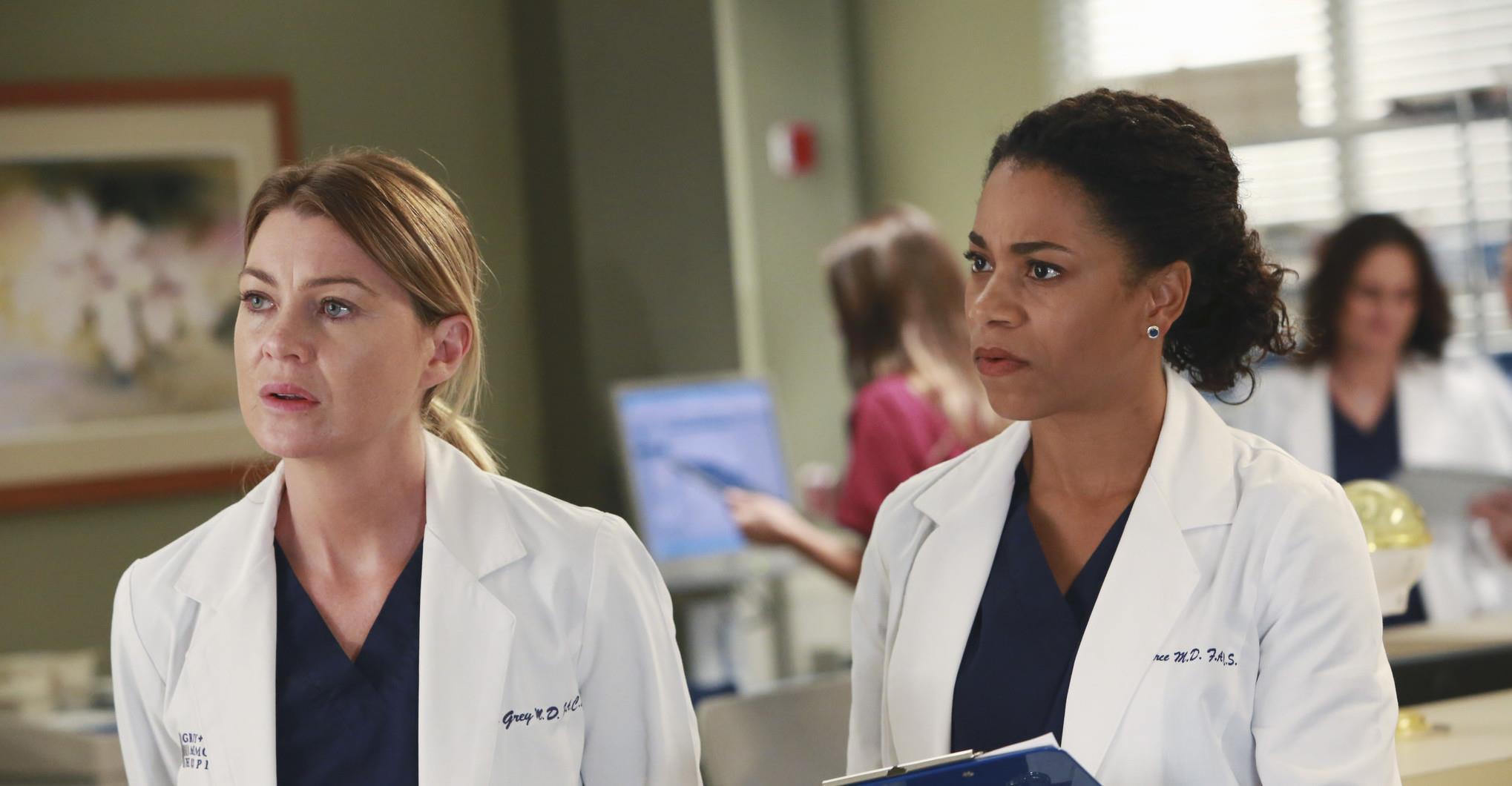 Nella prima puntata di Grey's Anatomy 12 nuovi scenari all'orizzonte