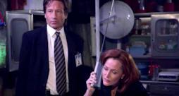 X-Files in versione da ridere nella parodia con Mulder e Scully e Jimmy Kimmel