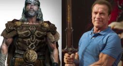 Arnold Schwarzenegger sarà di nuovo Conan il Barbaro