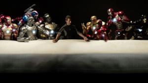 Quando i supereroi Marvel diventano opere d'arte [GALLERY]