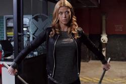 Adrianne Palicki (Mockinbird) nella seconda stagione di Agents of SHIELD