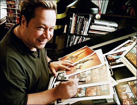 L'ex CCO Marvel Joe Quesada