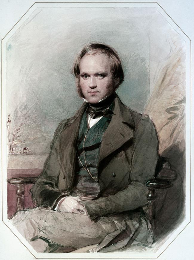 Un giovane Charles Darwin potrebbe essere protagonista di un film d'azione Disney