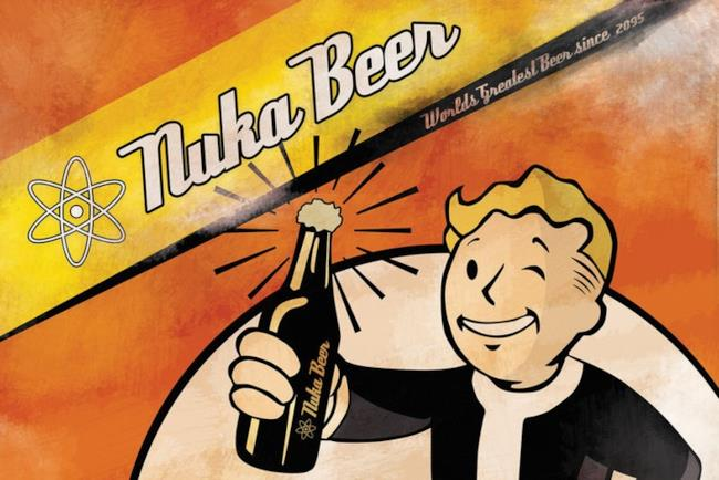 Carlsberg e Bethesda collaborano per regalarvi la Fallout Beer