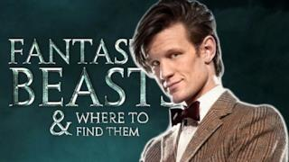 Harry Potter, Matt Smith è il possibile protagonista dello spinoff!