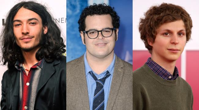 Ezra Miller, Josh Gad e Michael Cera: alcuni dei possibili protagonisti dello spin-off di Harry Potter